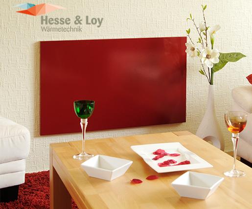 infrarot wohnraumheizung modernes heizen mit infrarotheizungen. Black Bedroom Furniture Sets. Home Design Ideas