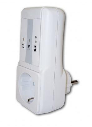 Steckdosenempfänger für Infrarot Dunkelstrahler
